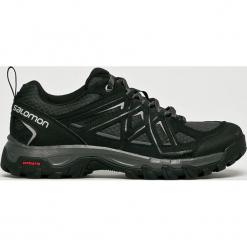 Salomon - Buty Evasion 2 Aero. Czarne buty trekkingowe męskie Salomon, z materiału, outdoorowe. Za 399,90 zł.
