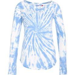 Bluzki damskie: Yogasearcher KARANI Bluzka z długim rękawem blue