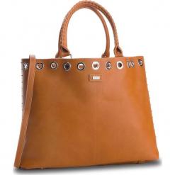 Torebka PEPE JEANS - Lirys Bag PL030946 Camel 855. Brązowe torebki klasyczne damskie marki ARTENGO, z materiału. W wyprzedaży za 249,00 zł.