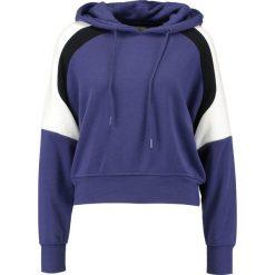 Bluzy damskie: TWINTIP Bluza z kapturem dark blue