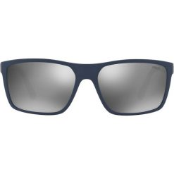 Polo Ralph Lauren - Okulary 0PH4133. Brązowe okulary przeciwsłoneczne męskie aviatory Polo Ralph Lauren, z materiału, prostokątne. Za 499,90 zł.