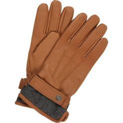 Rękawiczki męskie: Lloyd Men's Belts Rękawiczki pięciopalcowe cognac
