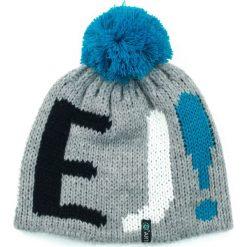 Czapka damska HEJ! szaro niebieska. Niebieskie czapki zimowe damskie marki Art of Polo. Za 36,52 zł.