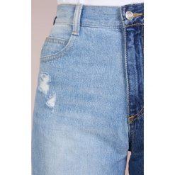Steve J & Yoni P / SJYP Jeansy Dzwony denim blue. Niebieskie jeansy damskie marki Steve J & Yoni P / SJYP. W wyprzedaży za 689,50 zł.