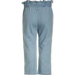 Carrement Beau Jeansy Straight Leg bleach. Niebieskie jeansy dziewczęce Carrement Beau, z bawełny. Za 179,00 zł.