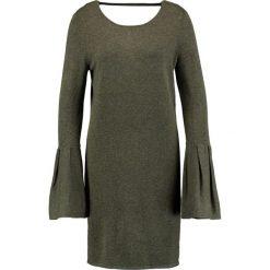 Sukienki hiszpanki: Vero Moda Tall VMBIGGS GLORY BELL  Sukienka letnia dark olive