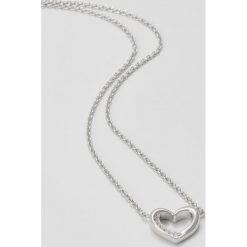 Naszyjniki damskie: Fossil HEART  Naszyjnik silvercoloured