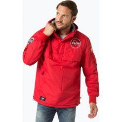 Alpha Industries - Kurtka męska, czerwony. Czarne kurtki męskie marki Alpha Industries, m, z aplikacjami. Za 899,95 zł.