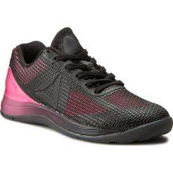 Buty Reebok - R Crossfit Nano 7.0 BD5119 Pink/Black/White. Szare buty do fitnessu damskie marki KALENJI, z gumy. W wyprzedaży za 369,00 zł.