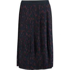 Spódniczki plisowane damskie: Betty & Co Spódnica plisowana blue/dark red