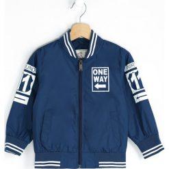 Odzież chłopięca: Niebieska Kurtka One Way