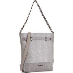 Torebka NOBO - NBAG-C3210-C019 Szary. Szare torebki klasyczne damskie Nobo, ze skóry ekologicznej. W wyprzedaży za 139,00 zł.