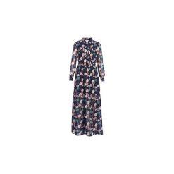 Sukienki długie LPB Woman  REHISUN. Niebieskie sukienki marki LPB WOMAN, l. Za 619,00 zł.