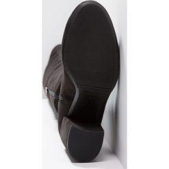 CTWLK DENORA Muszkieterki black. Czarne buty zimowe damskie CTWLK, z materiału. Za 739,00 zł.