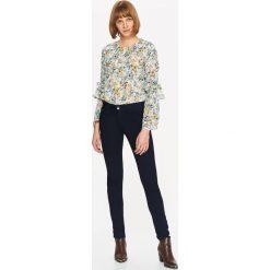 Spodnie damskie: SPODNIE DŁUGIE DAMSKIE, RURKI