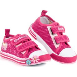 Trampki dla dziewczynki mckeylor McKeylor różowe. Czerwone buty sportowe dziewczęce marki McKeylor. Za 49,90 zł.