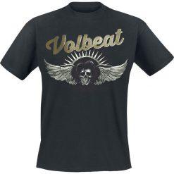 T-shirty męskie: Volbeat Dark Skullwing T-Shirt czarny