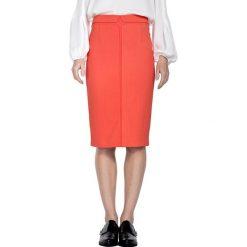 Spódnice wieczorowe: Spódnica w kolorze pomarańczowym