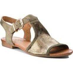 Sandały damskie: Sandały MACIEJKA - 03653-09/00-5 Zielony