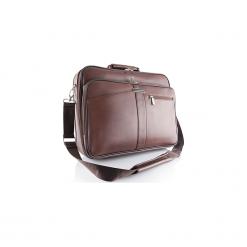 Torba na laptopa MODECOM Geneva 15 skóra. Szare torby na laptopa marki Modecom, w paski, z materiału. Za 126,99 zł.