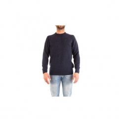 Swetry Barbour  BAMAG0479. Niebieskie swetry klasyczne męskie Barbour, l. Za 480,84 zł.