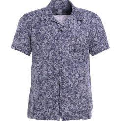 120% Lino CAMICIA UOMO BOWLING  Koszula medium grey. Szare koszule męskie 120% Lino, m, ze lnu. W wyprzedaży za 347,40 zł.