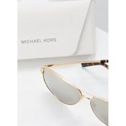 Michael Kors Okulary przeciwsłoneczne goldcoloured. Żółte okulary przeciwsłoneczne damskie Michael Kors. Za 719,00 zł.