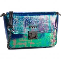 Torebka NOBO - NBAG-F4700-C019 Kolorowy Niebieski. Niebieskie torebki klasyczne damskie marki Nobo, w kolorowe wzory, ze skóry ekologicznej. W wyprzedaży za 139,00 zł.