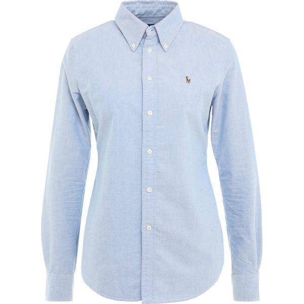 8756c4c5d078 Polo Ralph Lauren HARPER CUSTOM FIT Koszula blue - Niebieskie ...