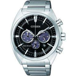ZEGAREK CITIZEN Sports CA4280-53E. Czarne, analogowe zegarki męskie CITIZEN, sztuczne. Za 980,00 zł.