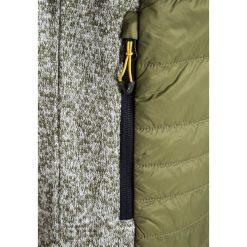 CMP FIX HOOD HYBRID Kurtka z polaru olive. Brązowe kurtki dziewczęce sportowe marki Reserved, l, z kapturem. W wyprzedaży za 129,35 zł.