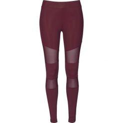 Urban Classics Ladies Tech Mesh Biker Leggings Legginsy czerwony (Wine Red). Czerwone legginsy Urban Classics, l, z meshu. Za 94,90 zł.