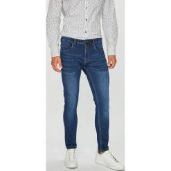 Medicine - Jeansy Basic. Niebieskie jeansy męskie regular MEDICINE, z bawełny. Za 119,90 zł.