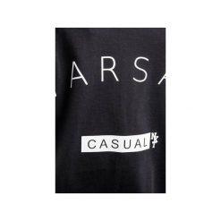 T-Shirt Nokaut Warsaw czarny. Czarne t-shirty męskie z nadrukiem Nokaut costume, xxl, z bawełny. Za 45,00 zł.