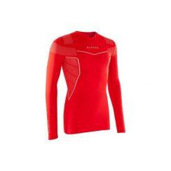 Podkoszulek Keepdry 500. Czerwone odzież termoaktywna męska KIPSTA, m, ze skóry. Za 49,99 zł.