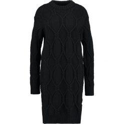 Swetry klasyczne damskie: YAS YASZOEY Sweter black