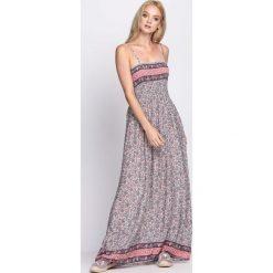 Sukienki: Różowa Sukienka Funny World