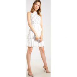 Sukienki hiszpanki: Lace & Beads MURRAY RUFFLE Sukienka koktajlowa white