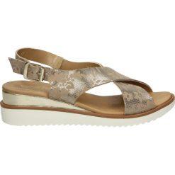 Sandały damskie: Sandały – SGI6522 SO SA