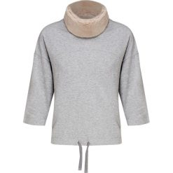 Bluzy rozpinane damskie: Bluza DEHA EXPRESSION Szary
