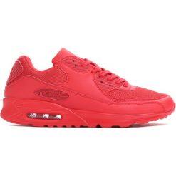 Buty sportowe męskie: Czerwone Buty Sportowe Comfort Zone