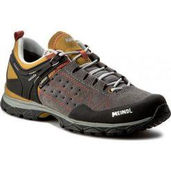 Buty trekkingowe damskie: MEINDL Buty damskie Ontario Lady GTX szaro-żółty r. 39 (3937 - 39375,5)