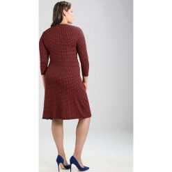 Sukienki hiszpanki: Anna Field Curvy Sukienka z dżerseju black/red