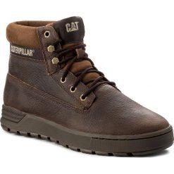 Kozaki CATERPILLAR - Ryker P721586 Baked. Czarne buty zimowe męskie marki House. W wyprzedaży za 329,00 zł.
