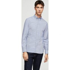 Koszule męskie na spinki: Mango Man - Koszula Volga