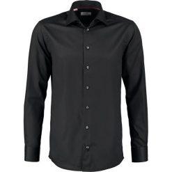 Koszule męskie na spinki: Eton SLIM FIT Koszula biznesowa black