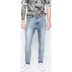 Review - Jeansy Jeremy. Niebieskie jeansy męskie skinny Review, z bawełny. Za 179,90 zł.