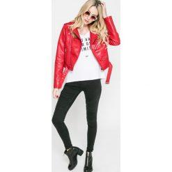 Answear - Jeansy. Jeansy damskie rurki ANSWEAR, z bawełny. W wyprzedaży za 129,90 zł.