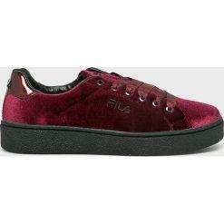 Fila - Buty Upstage V Low. Czarne buty sportowe damskie marki Asics, do biegania. W wyprzedaży za 219,90 zł.