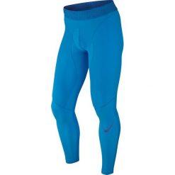Spodenki i szorty męskie: Nike Spodenki męskie Hyper Compression TGT niebieski r. M  (646368 415)